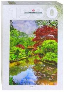 "Мозаика ""puzzle"" 1500. ""Нидерланды. Гаага. Японский сад"""