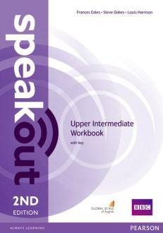 Pearson. Speakout. Upper Intermediate. Workbook (+CD)