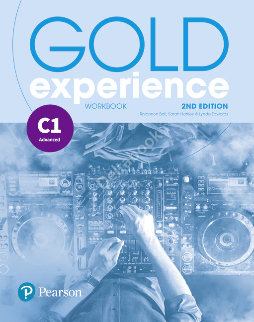 Pearson. Gold Experience. 2nd Edition. C1. Workbook