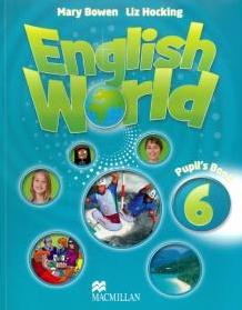 Macmillan. ENGLISH WORLD. Level 6. Pupil's Book + eBook Pack