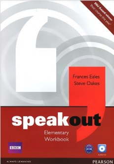 Pearson. Speakout. 2 edition. Elementary. Work Book