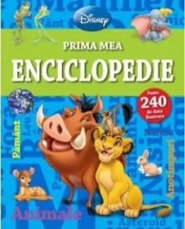 Disney. Prima mea enciclopedie. LITERA