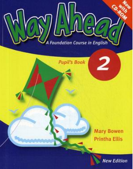 Macmillan. WAY AHEAD. (new edition). Level 2. Pupil's Book & CD ROM Pack