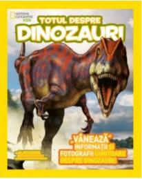Totul despre dinozauri. Litera